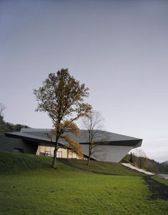 Festival Hall in Mühlgraben, Austria / Delugan Meissl Associated Architects