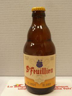 Une bière belge blonde, légère, idéale pour l'apéro !