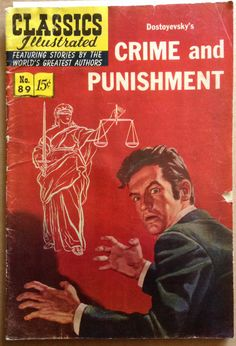 Crime and Punishment 2nd edition - 1951