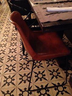 Chair leathwe