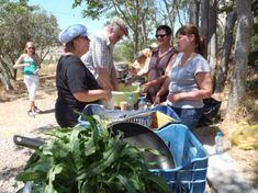 kochen in griechenland Workshop, Greek Dishes, Crete, New Recipes, Greece, Cooking, Atelier, Work Shop Garage