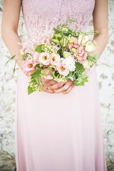 This shoot is absolutely brimming with rustic wedding inspiration