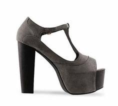 Luv chunky heels