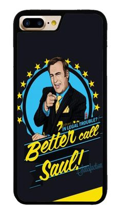 Breaking Bad Better Call Saul Goodman lawyer for iPhone 7 Plus Case   #IPhone7Plus #IphoneCase #Covercase #Phonecase #Cases #Favella