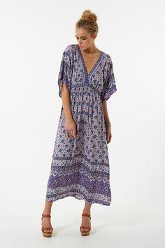 Spell Designs Kombi Folk Dress