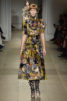 London Fashion Week - Highlightserderm