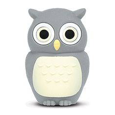 Bone Collection Owl 4GB USB Flash Drive