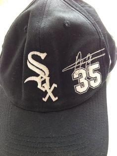 Chicago White Sox MLB Player's Choice Snapback Cap by CraftyJackys
