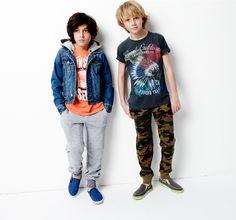 Boys Fashion!!