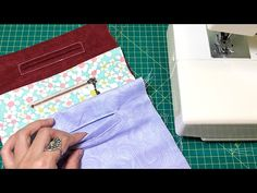 Güzel ve basit Cep Dikiş Teknikleri | nasıl cep dikilir | cep dikiş öğretici - YouTube Sewing Tips, Sewing Hacks, Sewing Tutorials, Sewing Patterns, Techniques Couture, Sewing Techniques, Learn To Sew, Simple, Card Holder