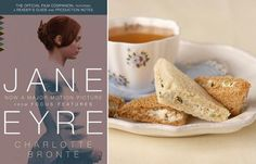 Recipe: Walnut Tea Sandwiches inspired by 'Jane Eyre'