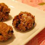 Snack Attack: Peanut Butter and Honey Balls