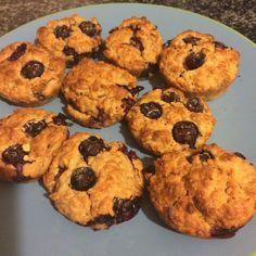 Slimming World Blueberry Muffins