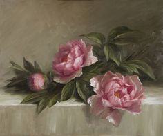 Susie Philipps: Still Life and Flower Paintings | Portrait Commissions
