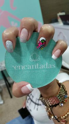 Classy Nails, Cute Nails, Pretty Nails, My Nails, Flower Nail Art, Manicure And Pedicure, Nail Designs, Arts And Crafts, Hair Beauty