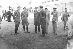 Rommel in Tripoli.