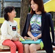 「私の10年の秘密」ソン・ユリ、子役カル・ソウォンに夢中