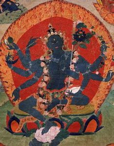 The name Tara means one who saves and the word Tara means star. The Goddess Tara is worshipped throughout the Buddhist world, not only in Tibet, but also in India, China and Japan.  In Tibet she is called Drolma, in China, Kuan Yin.  Japanese tradition call her Kannon.  She is the Mother of liberation.  However, the Goddess Tara is also universally known and loved in many cultures, not just in Tibetan Buddhism.  In Latin she is the name for the Earth; in Polynesian mythology she is the…