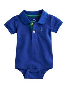 BABY TOM Baby Polo Romper