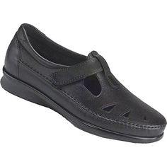 SAS Women's Roamer Slip-on, Black, W. Made in USA. All leather. polyurethane soles that cushion your feet on millions of tiny air bubbles so that you are literally walking on air. hand made. All Black Sneakers, Black Shoes, Women's Mules & Clogs, Trendy Shoes, Black 7, Walk On, Womens Flats, Slip On Shoes, Amazing Women