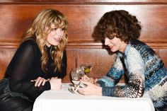 Natasha Lyonne and Miranda July