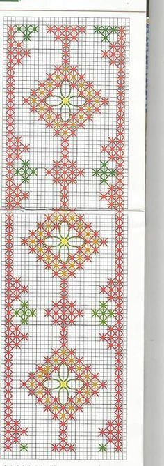 Discover thousands of images about Best Chicken scratch embroidery Cross Stitch Bookmarks, Cross Stitch Borders, Cross Stitching, Cross Stitch Patterns, Chicken Scratch Patterns, Chicken Scratch Embroidery, Ribbon Embroidery, Cross Stitch Embroidery, Embroidery Patterns