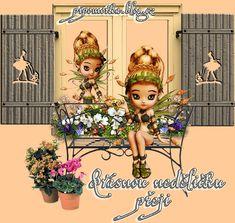 Tinkerbell, Den, Good Morning, Disney Characters, Fictional Characters, Disney Princess, Night, Buen Dia, Bonjour