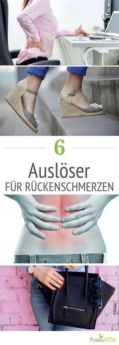 Sag Deinen Rückenschmerzen den Kampf an!