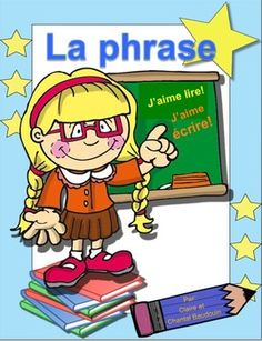 Ce produit est une série d'exercices qui va permettre aux enfants de mieux maîtriser les éléments de la phrase. Aidez les enfants à comprendre la phrase pour mieux lire et bien écrire. Il y a 11 fiches d'activités et corrigés pour vérifier la compréhension. Ces activités peuvent être faites en groupe , au tableau interactif ou comme devoir individuel
