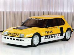 Renault 5 Turbo PPC Pace Car