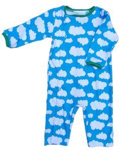 Voor een wolk van een baby. *