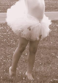 tutu's and childhood dreams
