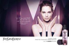 YSL Beauty F/W 2014 Campaign (Yves Saint Laurent Beauty)