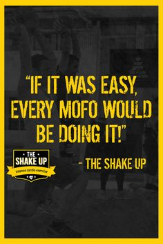 Don't you think? #Theshakeupgc #getfitfast #fitness http://theshakeup.com.au/