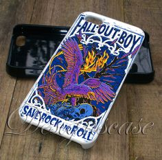 Fall Out Boy reveal Save Rock And Roll cover art iphone case, samsung case, ipod case - designscases.com