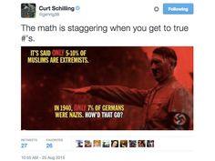 Un 'Wild Tweet', Mr. Schilling