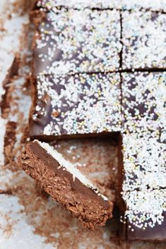 Sweet Recipes, Cake Recipes, Danish Dessert, Cakes And More, Cravings, Sweet Tooth, Bakery, Food Porn, Food And Drink