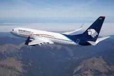Aeromexico. Más sobre Aeroméxico en http://aerolineasmexicanas.mx/lista-de-aerolineas-mexicanas/aeromexico-historia-y-datos #aeromexico #aerolineasmexicanas #aviones #mexico