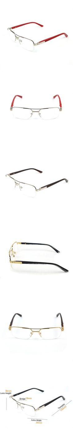 Eyeglasses Men Acetate Reading Glasses Frame for Women Men Prescription Half Frame Glasses Carter for Computer Myopia 6101