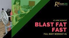 Torch Fat - Total Body Fat Torcher Workout #6
