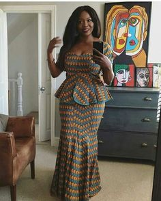Ankara has consistently maintained a trend that we can't help but keep bringing these amazing styles to you every now and then. Every week, there is always a style that…
