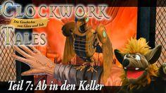 CLOCKWORK TALES Glass und Ink ♥ Teil 7: Ab in den Keller ♥ Wimmelbild mi...