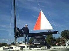 Setting a trysail at anchor - Page 2 - SailNet Community