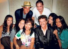 Bruno Mars' family