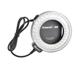Aputure Amaran Halo LED Ring Flash Speedlite AHL-N60 for Nikon Cameras AHLN60