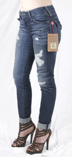 True Religion Womens Forsaken Carrie Bell Bottom Jeans - on sale ...