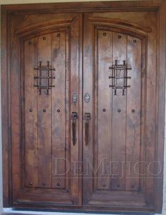 Puerta Elegante