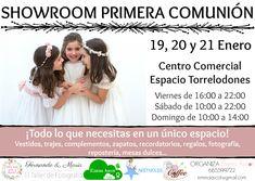 Emma Ascot kids. Vestidos y complementos de Comunión y ceremonia, camisetas para niños y niñas.: Showroom Primera Comunión