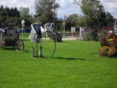Rond-Point de la Belle Epoque.    Basse Ham-Moselle