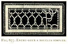 La dentelle de Luxeuil sur NetMadame : un sujet de Claude Lecureux
